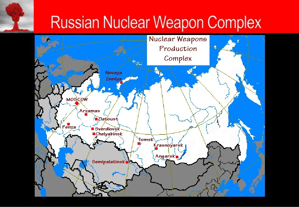 07.Russian nuclear complex